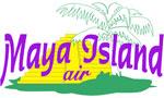 Maya Island Air Logo.