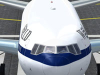 McDonnell Douglas MD-11 with corrections.
