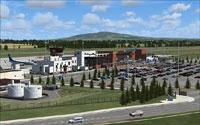 Screenshot of Memanbetsu Airport scenery.