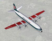 Screenshot of Merchantman BA in flight.