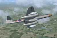 Screenshot of Meteor NF14 WS723 in flight.