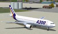 Screenshot of Mexicana de Aviacion Airbus A300-603 on the ground.
