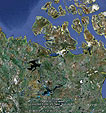 Overview of Northwest Territories Airfields.