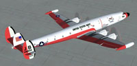 Screenshot of OASU Lockheed Super Constellation.