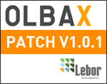 OLBAX Patch V1.0.1 poster.