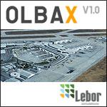 OLBAX V1.0 poster.