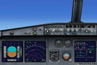 Screenshot of Orbest Orizonia Airbus' VC panel.