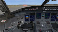 Screenshot of Bombardier CRJ-700 cockpit.