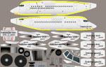 Paintkit For BAe 146/Avro RJ.