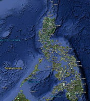 Overview of Philippines Airfields.