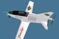 Screenshot of Pizza Flyer BD-5.