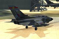 Screenshot of RAF GR1 Marham 27 Sqn on the ground.