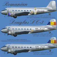Image showing all three liveries included in this pack.