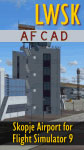 Cover image for this Skopje Airport AFCAD.