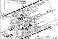 Overview of Soekarno-Hatta Airport.