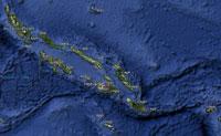 Overview of Solomon Islands Airfields.
