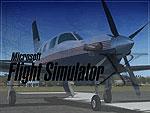 Splash Screen featuring the Carenado PA46 Malibu JetProx DLX.