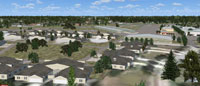 Screenshot of Spruce Creek Fly-in Community scenery.