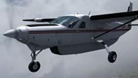 Background image for TS3, of the Carenado Cessna 208.