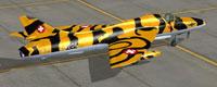 Screenshot of Hunter T-68 in tiger camo.