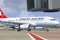 Screenshot of Turkish Airlines Airbus A319-132.