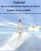 'How to install and edit Afterburner Effects.'