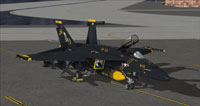 Screenshot of US Navy FA-18E VF-84 CAG on the ground.