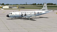 Screenshot of US Navy P-3A VX-1 on the ground.