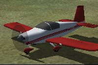 Screenshot of Van's Aircraft RV-9A on the ground.