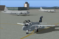 Screenshot of Whidbey Naval Air Station.