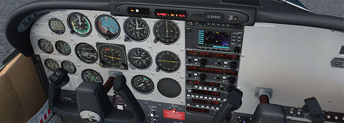 Image showing the Cockpit
