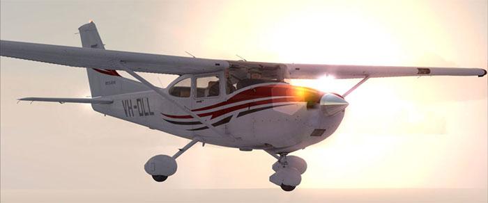 A2A Cessna 182 Skylane