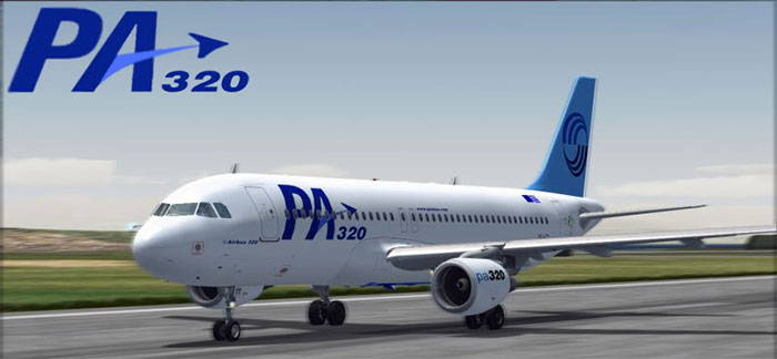 Project A320 Screenshot