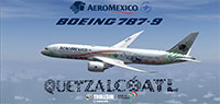 Aeromexico 787 screenshot