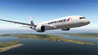 Tour-de-France Air France 787