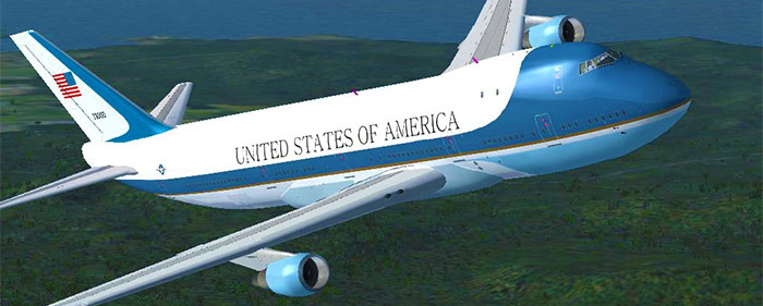 Air Force One test