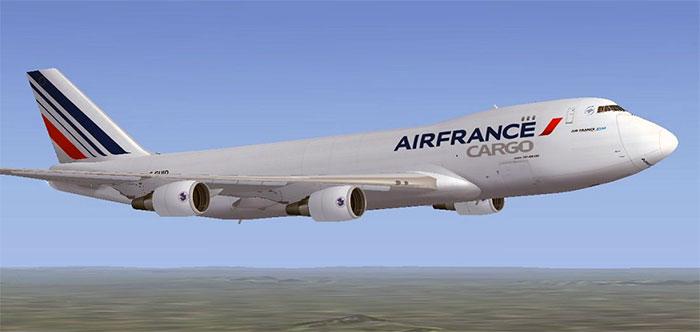 Air France Cargo aircraft