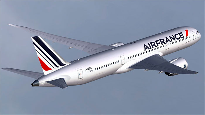 Air France 787 F-HRBA
