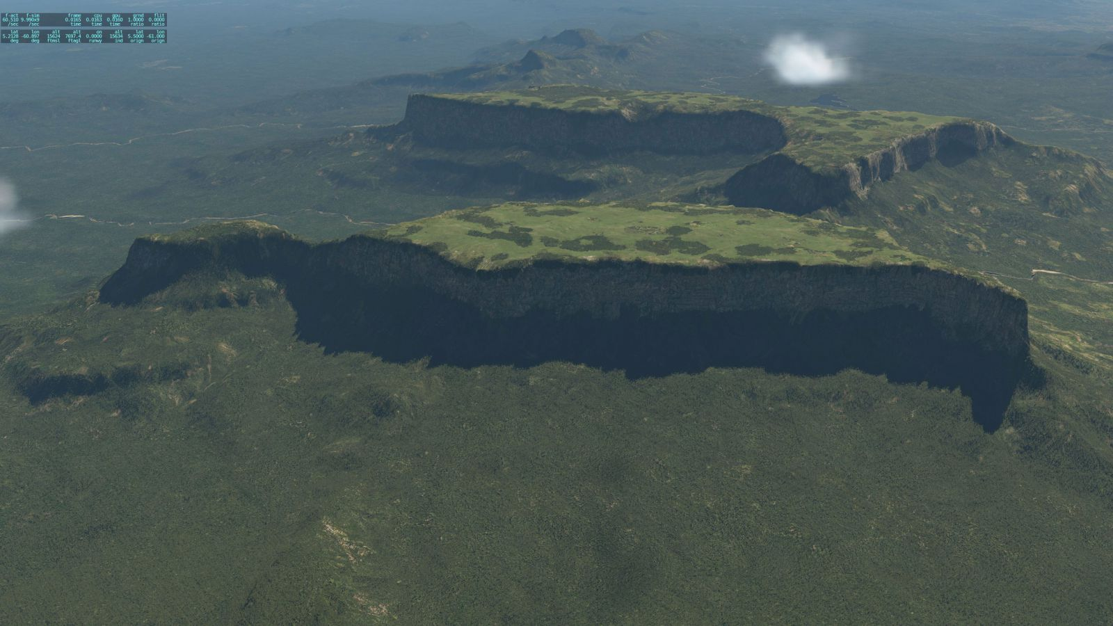 HD Mesh Scenery v4 Downloads for X-Plane 11