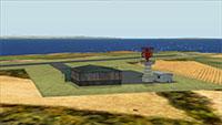 Aran Islands scenery.