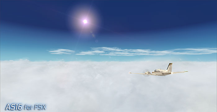 Screenshot showing clouds