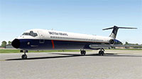 British Airways Landor Livery in X-Plane