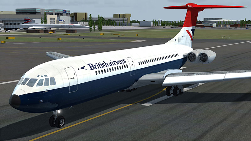 Flightgear 757 Liveries