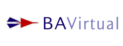 BA Virtual VA logo.