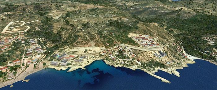 Balearic Islands scenery for FSX