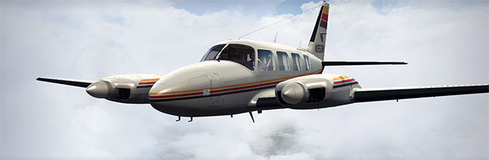 Carenado's PA-31 in FSX