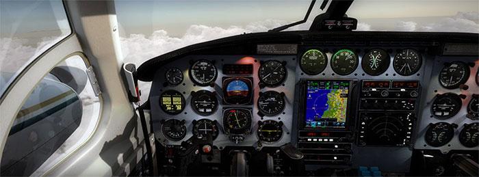 Virtual Cockpit