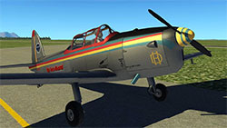 DHC One in X-Plane 11.