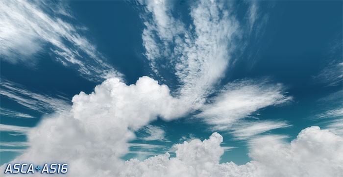 Clouds demonstration