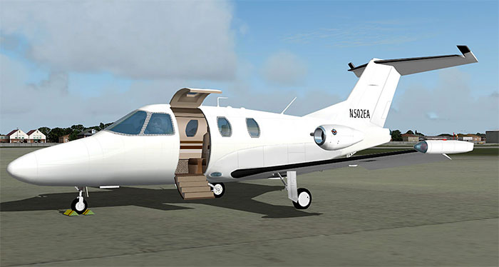 CLS business jet